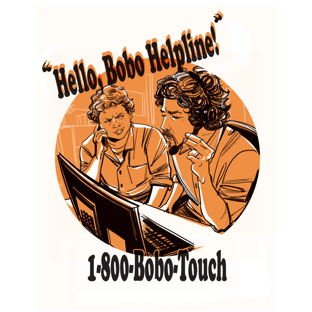 Bobo Touch Helpline